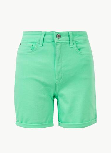 Marks & Spencer Jean Şort Yeşil